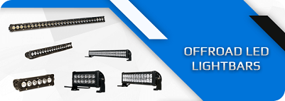 Off Road LED Lighbars