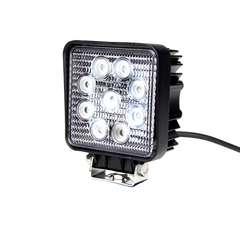 "27 WATT LED WORK LIGHTS 4"" SQUARE"