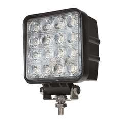 "48 WATT LED WORK LIGHTS 4"" SQUARE"
