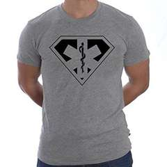 EMS SUPERMAN T SHIRT