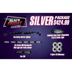BLACK FRIDAY SALE SILVER PACKAGE