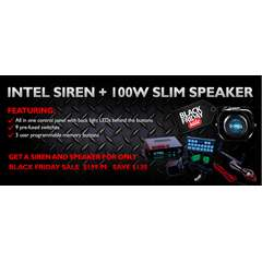 DEAL 8: DaMeGa INTEL Siren + Speaker