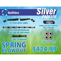 SPRING BLOWOUT SILVER PACKAGE