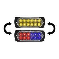 DaMeGa Dual Color Chameleon FLEX 12 Grille Light