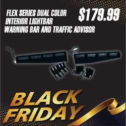 BlackFriday DaMeGa FLEX 4 Grille Light