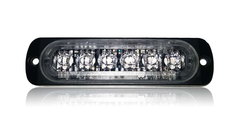 DAMEGA DUAL COLOR CHAMELEON FLEX 6 GRILLE LIGHT
