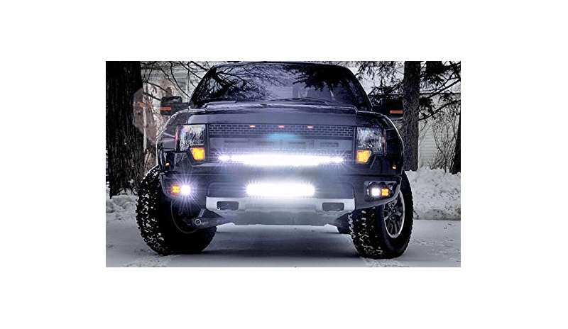 180 WATT FLOOD/SPOT COMBO 19800 LUMEN LIGHT BAR