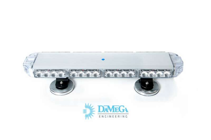 "2 PIECE 20"" RAZOR MINI LIGHT BAR TIR"
