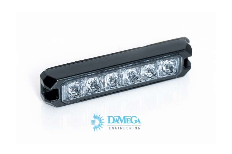 DaMeGa ELEMENT 6 Grille Light Review Product