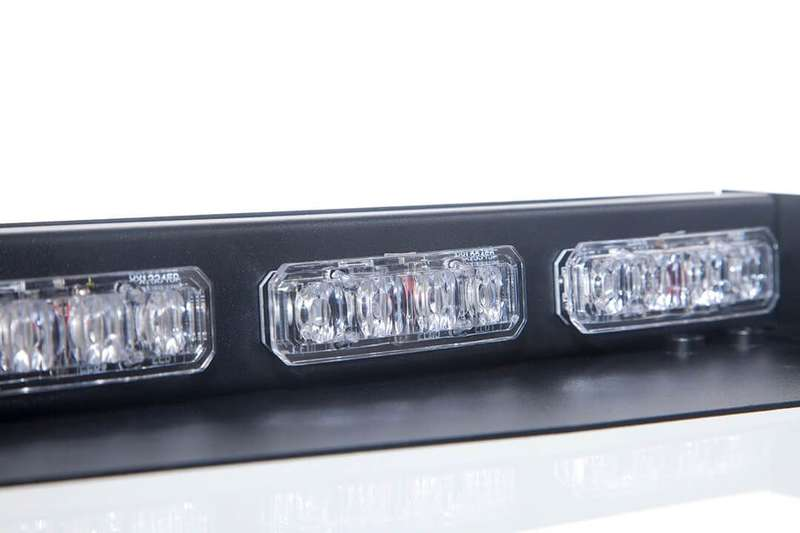 DAMEGA ELEMENT INTERIOR LIGHT BAR + 2 ELEMENT 4 GRILLE LIGHTS FLASH SALE