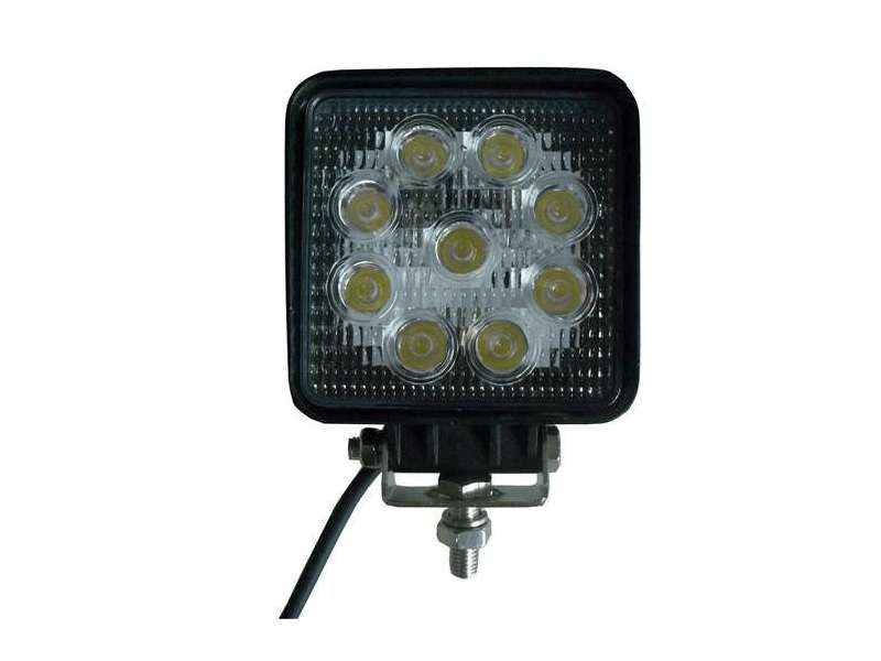 "SPING BLOW OUT 27 WATT LED WORK LIGHTS 4"" SQUARE"