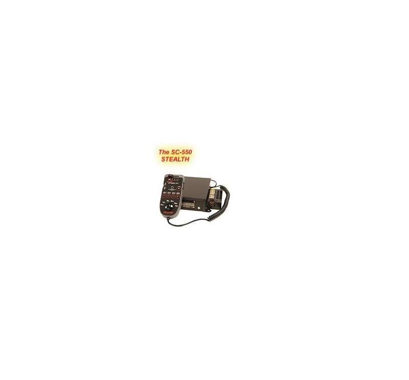 Carson SC-550 Handheld Stealth Siren