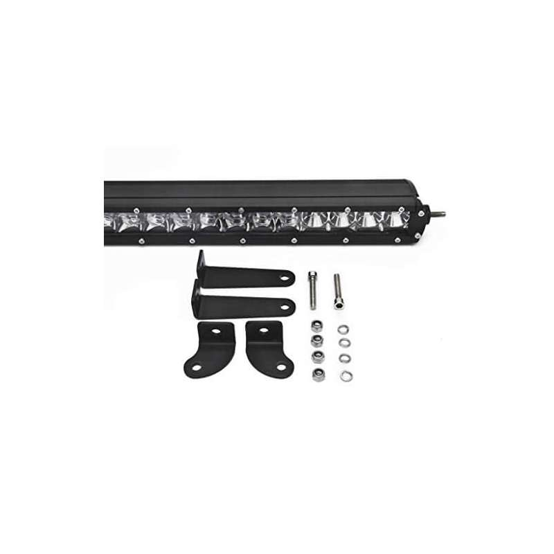 240 WATT FLOOD/SPOT COMBO 26400 LUMEN LIGHT BAR